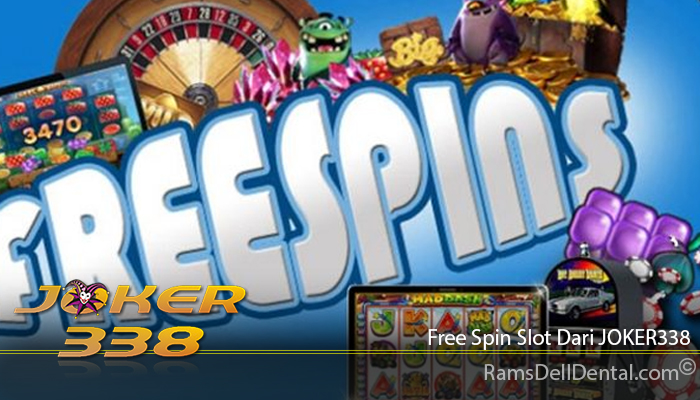 Free Spin Slot Dari JOKER338