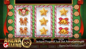 Jackpot Progresif Judi Slot ArenaGaming88