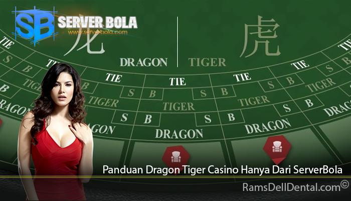 Panduan Dragon Tiger Casino Hanya Dari ServerBola