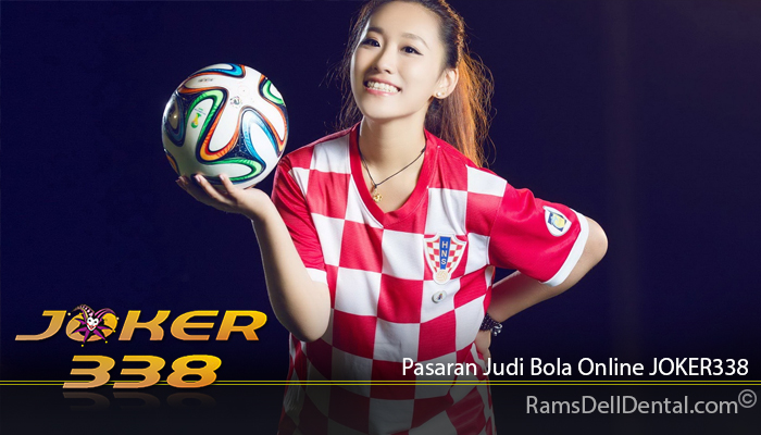 Pasaran Judi Bola Online JOKER338