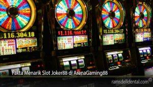 Fakta Menarik Slot Joker88 di ArenaGaming88